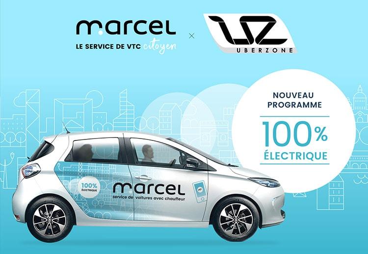 Nouveau programme 100% électrique